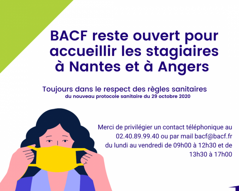 You are currently viewing BACF reste ouvert